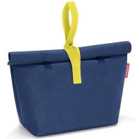 Практична термочанта Reisenthel Fresh Lunchbag Iso M в тъмносин цвят