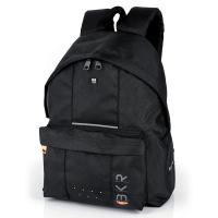 Малка черна раница за ежедневието или училище Gabol Biker