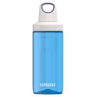 Синя удобна и лека бутилка за вода Kambukka Reno, 500мл