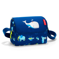 Детска чанта Reisenthel Everydaybag abc friends blue, синя