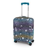 Разтегателен калъф за малък куфар Gabol, размер S