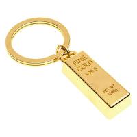 Ключодържател златно кюлче Metalmorphose