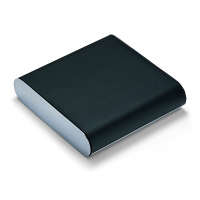 Малка кутия за бижута Philippi Giorgio в черен цвят