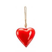 Сувенир-сърце за любим човек в червено Phillipi