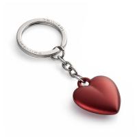 Стилен ключодържател сърце Philippi Coeur в пурпурен цвят