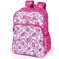 Малка розова раница Gabol Magic за момиче 13л, с едно отделение