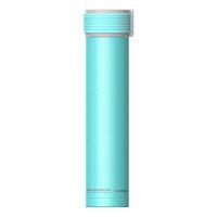 Изключително стилна дамска термо бутилка Asobu Skinny Mini 230мл, тюркоаз
