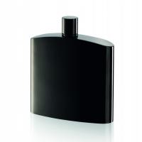 Стилна черна малка бутилка за алкохол Philippi Henrys 175мл