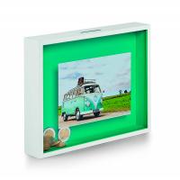 Касичка с място за снимка за бъдещи пътувания Philippi Bank