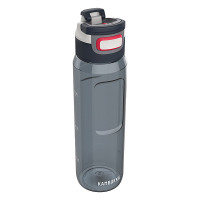 Голяма бутилка за вода Kambukka Elton 1л в цвят графит