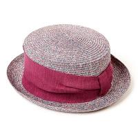Стилна дамска лятна шапка за плажа или ежедневието HatYou, циклама