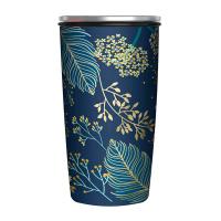 Синя бамбукова термо чаша 420мл Chic-Mic