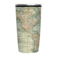 Бамбукова термо чаша 420мл Chic-Mic за пътуване