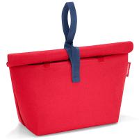 Практична термочанта Reisenthel Fresh Lunchbag Iso M в червен цвят