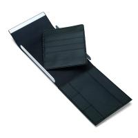 Елегантен калъф за кредитни карти Philippi Giorgio в черен цвят