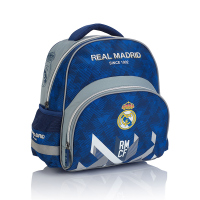 Малка синя детска раница Real Madrid Color 5 RM-173