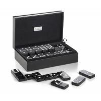 Стилен комплект за игра на домино Philippi Giorgio с кутия за съхранение