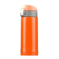 Практичен малък оранжев термос Asobu Mini Diva 200мл