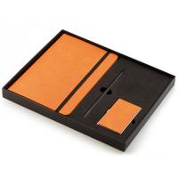 Стилен комплект от тефтер, молив и визитник Philippi Notes