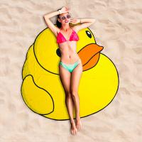 Свежа кърпа за плаж във формата на пате Giggle Beaver