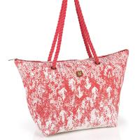 Дамска памучна плажна чанта Gabol Bali