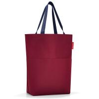 Стилна пазарска чанта Reisenthel Cityshopper 2 в тъмночервен цвят