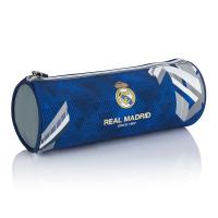 Кръгъл син несесер Real Madrid Color 5 RM-176