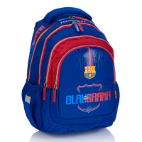 Синя раница с три отделения Барселона FC-221