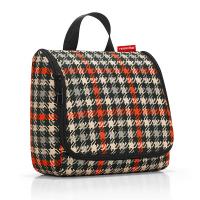 Тоалетна чанта за принадлежности Reisenthel Toiletbag, в червено и бяло
