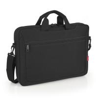 Черна чанта за лаптоп до 15.6