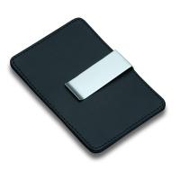 Практичен калъф за кредитни карти с клипс за банкноти Philippi Giorgio