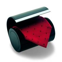 Стилна кожена кутия за вратовръзка Philippi Giorgio
