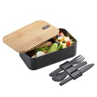 Херметическа кутия за храна с прибори GEFU Enviro