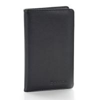 Черен портфейл за документи еко кожа Gabol