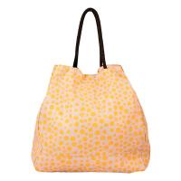 Жълта чанта на точки за плажа или ежедневието HatYou