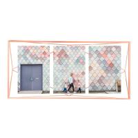 Дизайнерска рамка за две или три снимки Umbra Prisma Multi, цвят мед