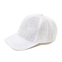 Лятна бяла шапка с козирка HatYou