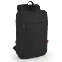 Практична малка черна раница за лаптоп Gabol Quarter 15.6