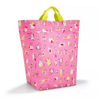 Торба за съхранение Reisenthel Storagesac kids, abc friends pink
