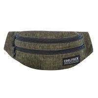 Зелена чанта за през кръста CoolPack Madison - Olive Green