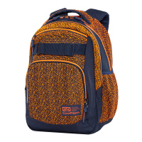 Оранжева младежка раница CoolPack Skater - Orange