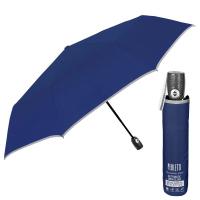 Мъжки тъмносин чадър Perletti Technology с карбонова дръжка