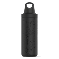 Черна термо бутилка Kambukka Reno 500мл