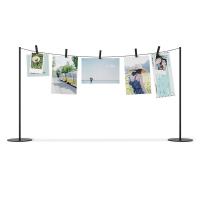 Стилен фотодисплей за 5бр. снимки тип простор Umbra Hangit Metal Desktop