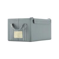 Сива кутия за съхранение Reisenthel Storagebox S grey, 18л