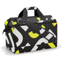 Голяма пътна чанта Reisenthel Allrounder L pocket, Signature bold yellow
