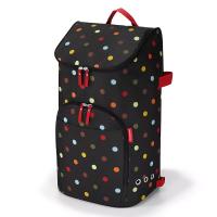 Дамска шарена раница за пазаруване Reisenthel Citycruiser bag, dots