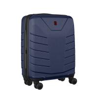 Стилен син малък куфар за ръчен багаж Wenger Pegasus