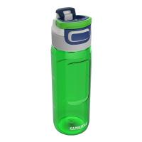Зелена голяма спортна бутилка за вода Kambukka Elton, 0.750мл