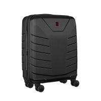 Изискан черен малък куфар за ръчен багаж Wenger Pegasus